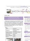 Commissioning Service Report - Seasonings Manufacturing Plant - [Amcon E-mail Magazine Vol.89]