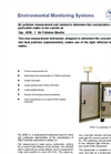 Air Pollution Monitor APM-1 Brochure