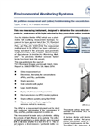 Comde Derenda - Model APM-2 - Air Pollution Monitor - Brochure
