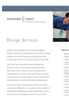 Design Services Datasheet