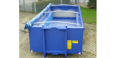 Bruns - Model 450-002 - Dewatering Container