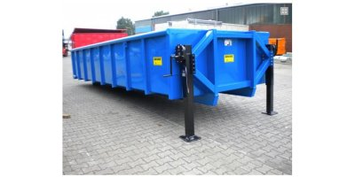 Bruns - Model AS 6010 - Dewatering Container