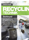 Recycling-Technik 2015 - Brochure