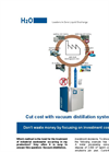 Cut Cost With Vacuum Distillation Systems - Brochure