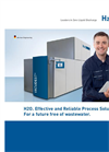 H2O - Effective and Reliable Process Solutions - Brochure