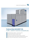 VACUDEST - Model XXL - Technical Datasheet