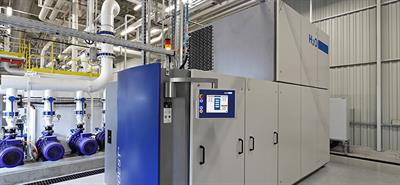 Application Center for Zero Liquid Discharge Production