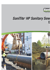 SaniTite - HP Sanitary Sewer Pipe 12–60 Brochure