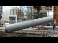 How to Upgrade Storm Sewer Pipe with HDPE and PP Pipe Video