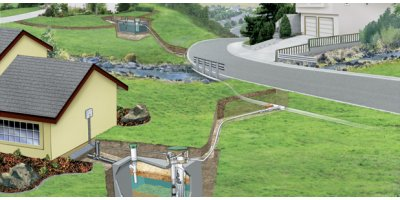 Effluent Sewer Collection System