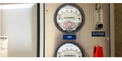 Aeration System Diffuser Pressure Monitoring