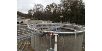Activated Sludge Wastewater Treatment Plant
