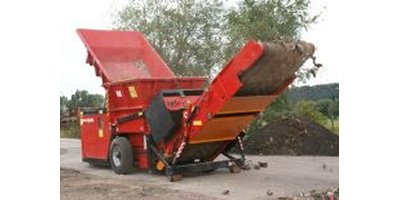 HAMMEL - Model VB 450 - Primary Shredder