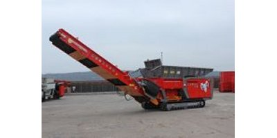 HAMMEL - Model VB 750 - Primary Shredder