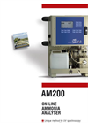 Model AM200 - On-Line Ammonia Analyser Brochure