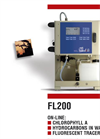 Model FL200 - On-Line Fluorometer Brochure