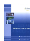 Size reduction with Granulation: Granulators, Shredders and Puleriser – Pulverizer – Brochure
