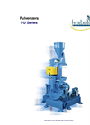 Pulverizers and Fine Grinders – Brochure