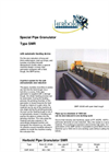 Granulators - SMR Series – Brochure