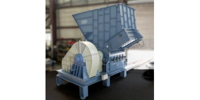 Herbold - Model Series HGM - HOG-Shredder for the Plastics Industry