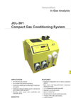 JCT - Model JCL-300 - Gas Conditioning Unit - Brochure