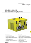 JCL-304 / JCL-319 Gas Conditioning Systems Datasheet