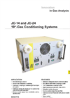 JC-14 & JC-24 19-Gas Conditioning Systems Datasheet