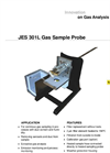JES-301L Gas Sampling Probe Datasheet