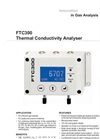 FTC300 Thermal Conductivity Analyser Datasheet
