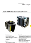 JCM-300 Peltier Sample Gas Cooler Datasheet