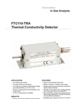 FTC110-TRA Thermal Conductivity Detector - Datasheet