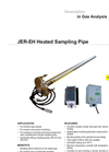 JCT - JER-EH Heated Sampling Pipe - Datasheet