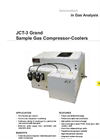 JCT-3 Grand Sample Gas Compressor-Cooler Datasheet