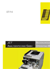 JCT - Model JCC-R / JCC-Q / JCC-P / JCC-L - Gas Conditioning Systems - Manual