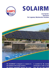 SOLAIRMAX - Low Speed Surface Aerator - Brochure