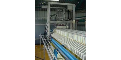 KAMPS - Plate Filter Press of Sludge Dewatering