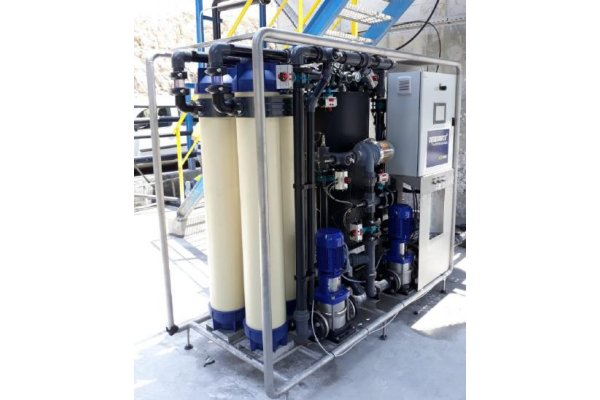 Kamps - Inside-Out Ultrafiltration Membrane System