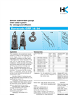Barracuda - Model GRP 16-50 - Electric Submersible Pumps Brochure