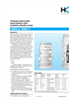 Model SKB 6, SKB 9 - Packaged Submersible Pump Brochure