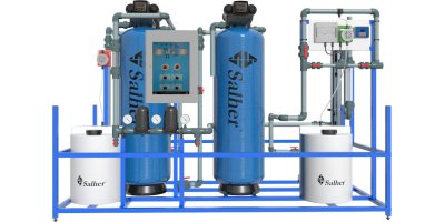 Model LAVA-AUT-E - Car-Wash Water Reuse System