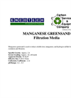 Manganese Greensand Filtration Media Brochure