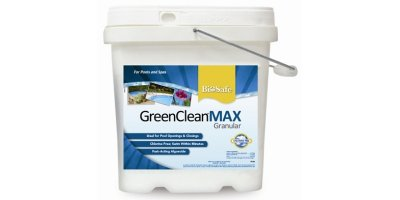 GreenCleanMAX - Model 50LB - Pool and Spa Algae Control Treatment