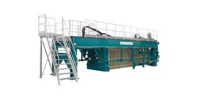 Diemme - Model GHT-F - Filtration Filter Press