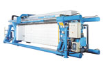 GHT 4X4  - Overhead Beam Filter Press