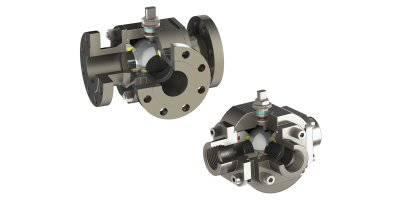 3-Way Floating Ball Valves