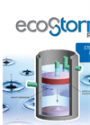 ecoStorm - Stormwater Treatment System – Brochure
