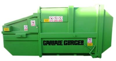 Model GGP14 - Skip Portable Waste Compaction Systems