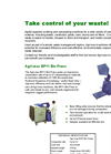 Agri-mac - BP11 - Bin Press Brochure