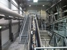 RDF production from paper mill and waste sorting reject