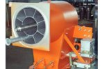 Axial and Radial MultiFuel Burners